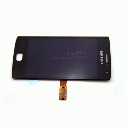 Samsung Omnia W I8350 LCD and Digitizer Touch Screen Assembly [Black]