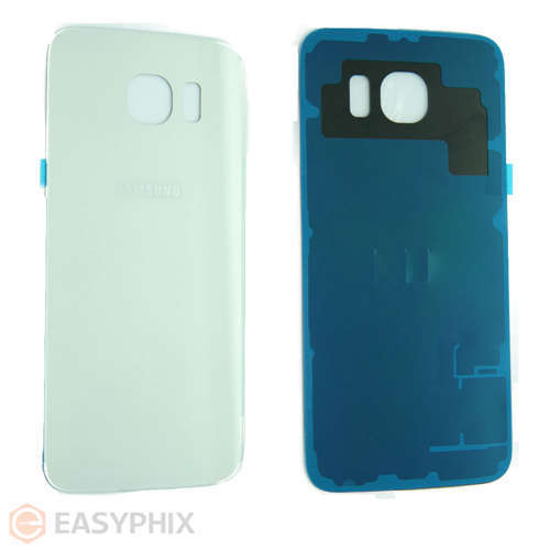 Back Cover for Samsung Galaxy S6 G920i [White]
