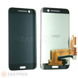 HTC 10 LCD and Digitizer Touch Screen Assembly [Black]