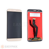 Huawei G8 LCD and Digitizer Touch Screen Assembly [Gold]