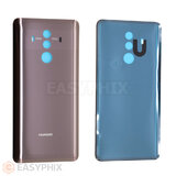 Huawei Mate 10 Pro Back Cover [Brown]