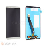Huawei Nova 2i (Mate 10 Lite) LCD and Digitizer Touch Screen Assembly [White]