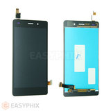 Huawei P8 Lite LCD and Digitizer Touch Screen Assembly [Black]