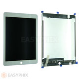 LCD and Digitizer Touch Screen Assembly for iPad Pro 9.7 (High Copy) [White]