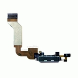 Charging Port Flex Cable with Microphone [White] for iPhone 4S