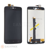Motorola Moto C LCD and Digitizer Touch Screen Assembly [Black]
