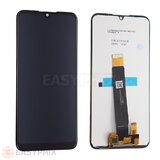 Motorola Moto E6 Plus LCD and Digitizer Touch Screen Assembly [Black]