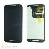 Motorola Moto G3 LCD and Digitizer Touch Screen Assembly [Black]