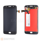 Motorola Moto G5S LCD and Digitizer Touch Screen Assembly [Black]