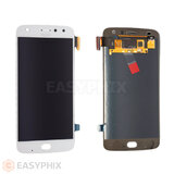 Motorola Moto Z2 Play LCD and Digitizer Touch Screen Assembly [White]