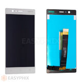 Nokia 3 LCD and Digitizer Touch Screen Assembly [White]