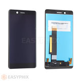 Nokia 7 LCD and Digitizer Touch Screen Assembly [Black]