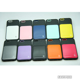 Card Holder Slot PC Case Cover for iPhone 6 6S 4.7""