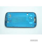 Samsung Galaxy S3 I9300 Front Housing [Blue]