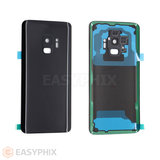 Back Cover for Samsung Galaxy S9 G960 [Black]