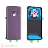 Back Cover for Samsung Galaxy S9 G960 [Purple]