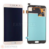 Samsung Galaxy J4 J400 LCD and Digitizer Touch Screen Assembly (Refurbished) [Gold]
