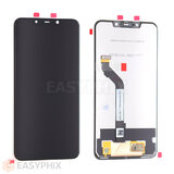 Xiaomi Pocophone F1 LCD and Digitizer Touch Screen Assembly [Black]