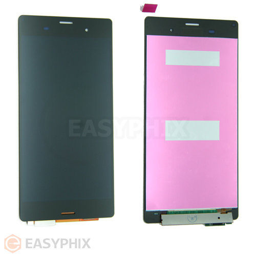 Sony Xperia Z3 LCD and Digitizer Touch Screen Assembly [Black]