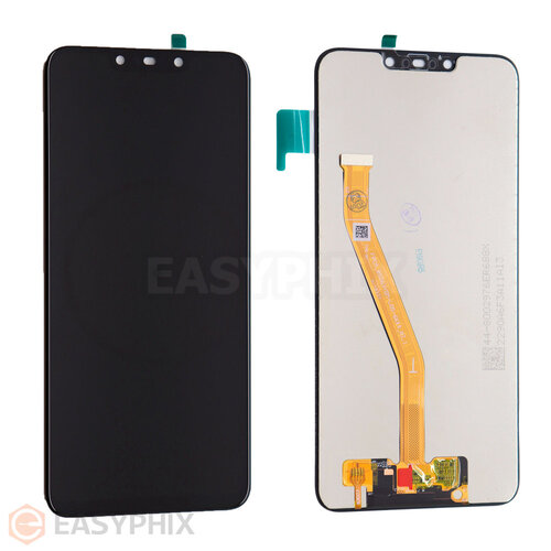 Huawei Nova 3 LCD and Digitizer Touch Screen Assembly [Black]