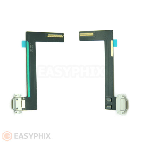 Charging Port Flex Cable for iPad Air 2 [White]