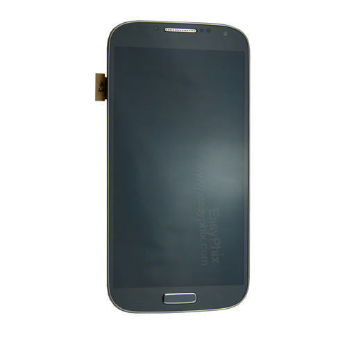 Samsung Galaxy S4 I9506 LCD and Digitizer Touch Screen Assembly with Frame [Black]